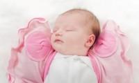 Baby Wrap | Sleepy Wings | Pink