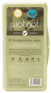 Wotnot Travel Wipes | For Babies and Children