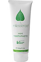 Kids Toothpaste | Organic Miessence Mint Toothpaste