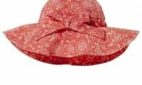 Purebaby Hat | Gerbera Floral