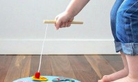 Magnetic Fishing Set in Tin box