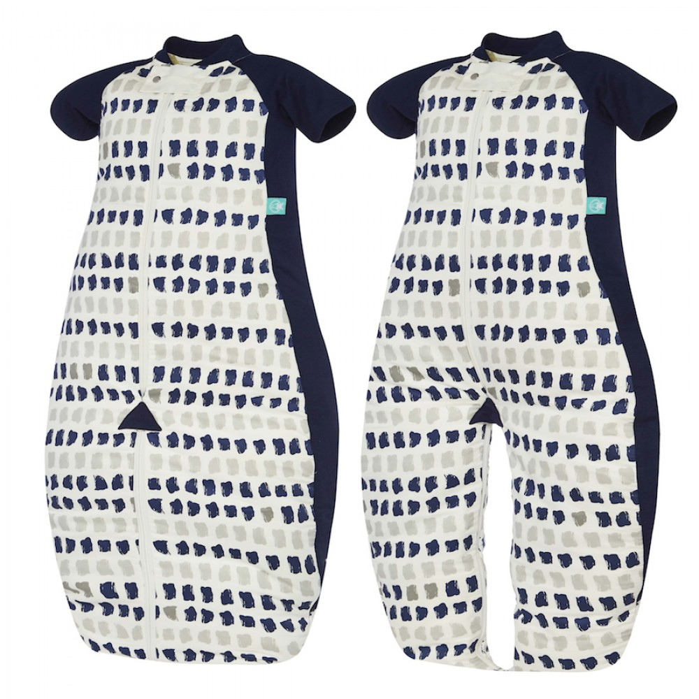 Navy Paint Sleep Suit Bag | ErgoPouch sleeping bag | 1.0 tog