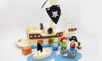 Wooden Pirate Boat | Kaper Kidz