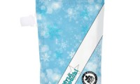 My Lil Pouch | Food pouches | Blue snowflakes