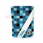 My Lil Pouch | Food Pouches | Blue Squares