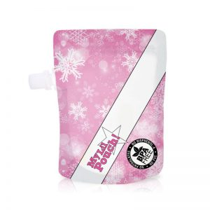 My lil pouch- pink frozen