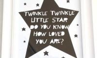 Twinkle Twinkle Little Star | Print