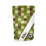 My Lil Pouch | Reusable pouches | Green square