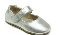 Skeanie | Pre-Walker shoes | Lady Jane | Silver