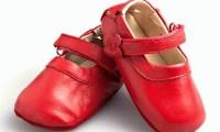 Skeanie shoes | Pre-walker | Mary Jane | Red