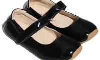 Skeanie Shoes | Mary Jane | Patent Black