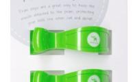 Pram Pegs | Fluro Green