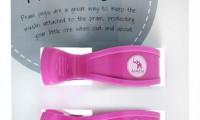 Pram Pegs | Pink