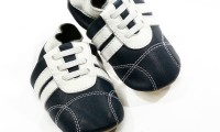 Skeanie Shoes | Pre-walker |Sneakers | Navy and White