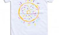 Sweet Treats Donut | Organic Onesie | JoeyJellyBean