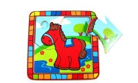 Small Horse Puzzle | Wooden Toys