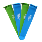 My Lil Pouch | Reusable ice pops | Blue and Green