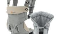 ErgoBaby Four Position 360 Carrier |Bundle of Joy | Grey
