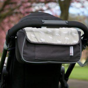 Pram Organiser | Baby Chic | Dragonfly