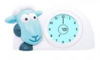 Sam the Lamb | Sleep Trainer and Night Light | Blue