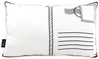 Postcard Soft Cushion | Dear Diary Design