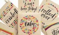 Baby Photo Cards | RhiCreative