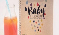 Baby Shower Guest Book | RhiCreative