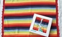 Pebble | Rainbow Baby Blanket