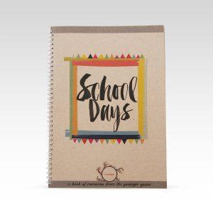 School Book | Precious Memories | RhiCreative