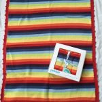 Pebble | Rainbow Baby Blanket