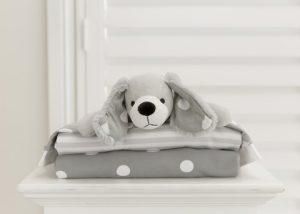Lil Fraser comforter
