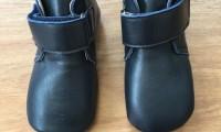 Skeanie | Oxford Leather Boots | Pre-walker