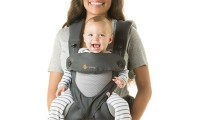 Ergobaby Four-Position Cool Air 360 Carrier – Carbon Grey