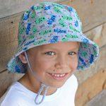 Bedhead hats- dog and bone