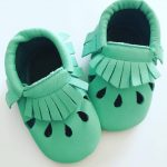 Mint soft sole shoes