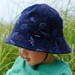 Bedhead hats- dinosaur